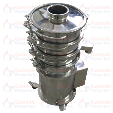 sifter manufacturer in Ahmedabad