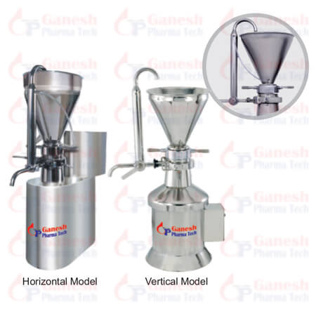 Colloid Mill manufacturers in Ahmedabad - Gujarat