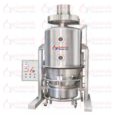 Fluid Bed Dryer cGMP manufacturer in Ahmedabad