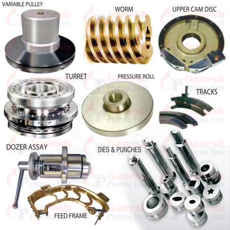 Machine parts manufacturer in Ahmedabad