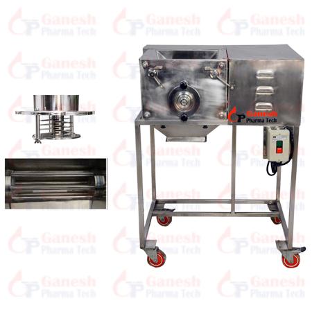 Oscillating Granulator Manufacturer - Ahmedabad