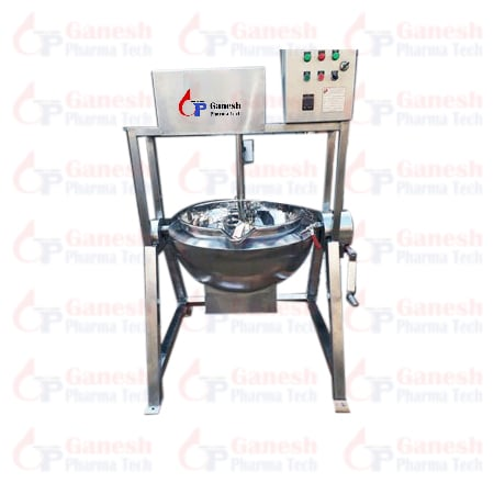 Paste kettle supplier in Ahmedabad - India