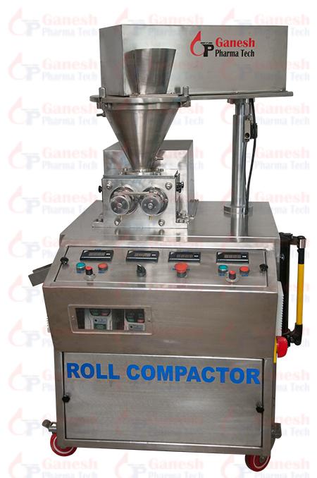 Mini Roll Compactor manufacturer in india - Gujarat