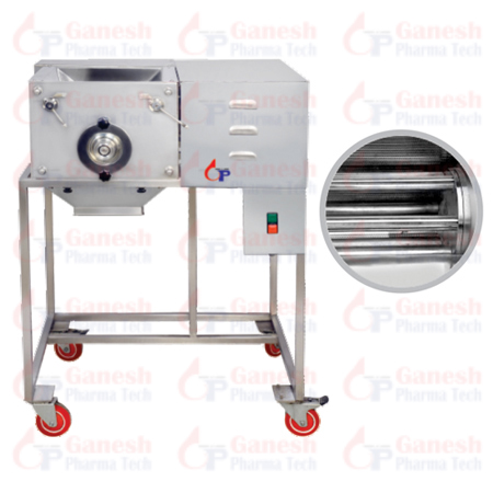 oscillating granulator manufacturer in india