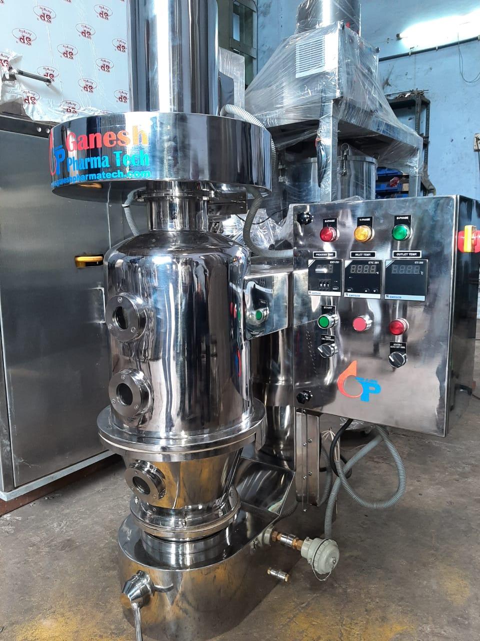 Fluid Bed Dryer Exporter in Bahrain,Iran,Iraq,Kuwait, Oman, Qatar, Saudi Arabia