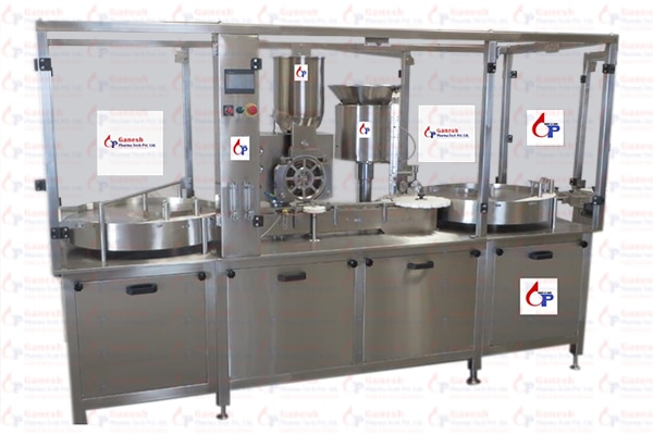 Manufacturer & Supplier of automatic dry powder filling machine india