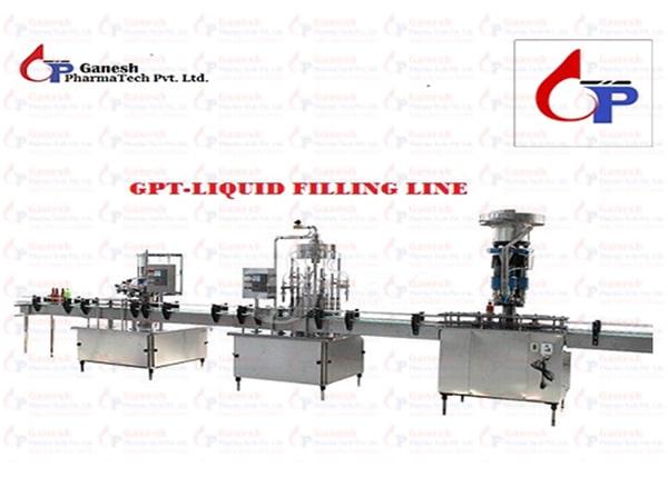 GPT- Liquid Filling Line